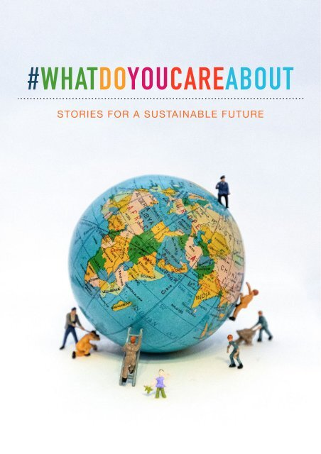 Stories For A Sustainable Future