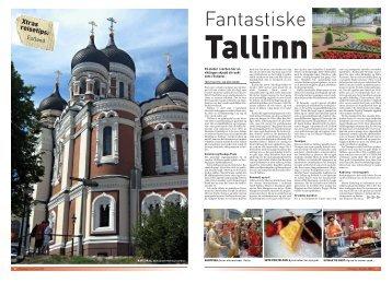 Fantastiske Tallinn 1