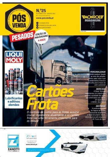 Revista Pós-Venda Pesados 25