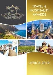 Travel & Hospitality Award | Africa 2019 | www.thawards.com