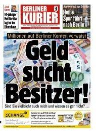 Berliner Kurier 13.12.2019