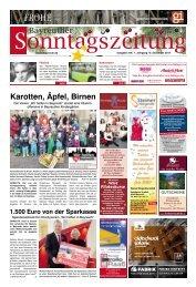2019-12-15 Bayreuther Sonntagszeitung