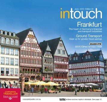 Frankfurt - Corporate Traveller
