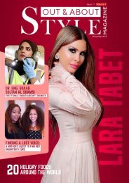 Out and About STYLE Magazine Issue 11
