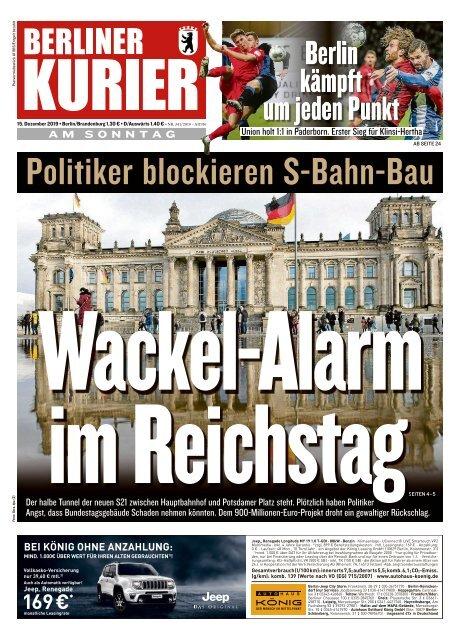 Berliner Kurier 15.12.2019