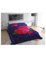 Catalogo de Cobertores y Cobijas a precio de Mayoreo