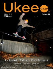 Ukeedaze Magazine - Volume 20 (Winter 2019)