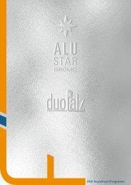 DAS Aluminiumprogramm