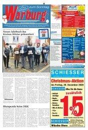 Warburg zum Sonntag 2019 KW 50