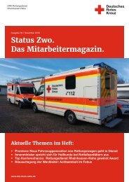 STATUS ZWO - Digitalmagazin - Ausgabe 30