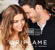Oriflame katalóg 2020/2