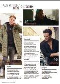 AJOURE´ Men Magazin Januar 2020 - Seite 4
