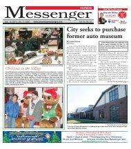 Eastside Messenger - December 15th, 2019