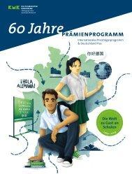 60 Jahre Prämienprogramm