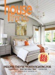 Housetrends Cincinnati Idea Book November/December 2018