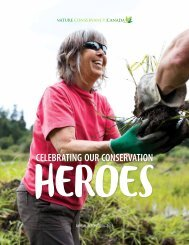 Celebrating our Conservation Heroes