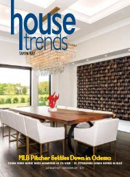 Housetrends Tampa Bay July/August 2019
