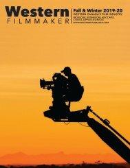 Western Filmmaker Fall Winter 2019-20