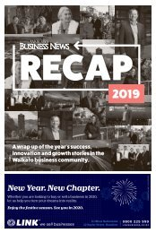 Waikato Business News RECAP 2019