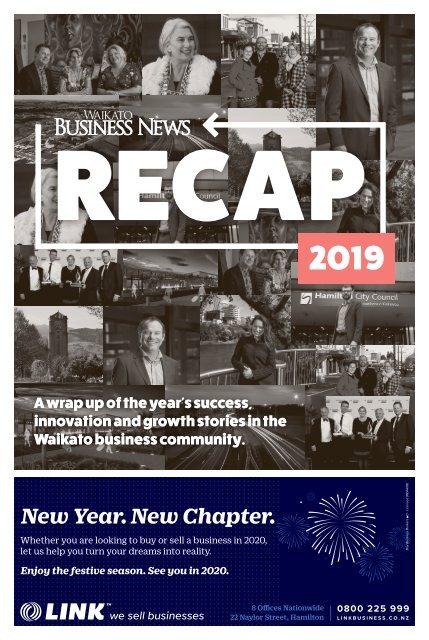 Waikato Business News RECAP 2019