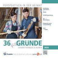 36 Gute Gründe in Nordthüringen zu bleiben 2020