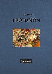 Aytek Sever - Profusiòn