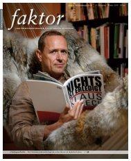faktor Winter 2019