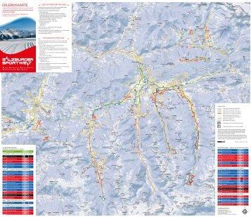 Salzburger Sportwelt Wintererlebniskarte