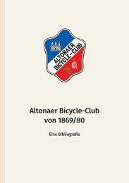 Bibliografie zur Geschichte  des Altonaer Bicycle-Clubs von 1869:80