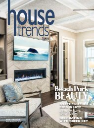 Housetrends Tampa Bay January/February 2018
