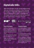 Tiny Audio Cseries Kfz DAB-Katalog Deutsch - Seite 2