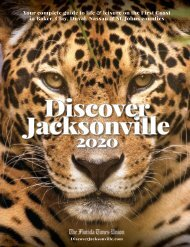Discover Jacksonville 2020