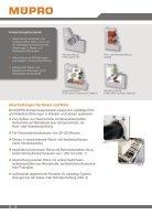 MÜPRO Brandschutz: Abschottungen und brandgeprüfte Befestigungen AT - Page 2