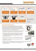 MÜPRO Brandschutz: Abschottungen und brandgeprüfte Befestigungen AT - Page 3