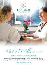 Medical Wellness, Gesund mit Detox & Kuren