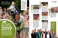 Pferd+Sport 01/2020 - Pferd+Sport-Jahresrückblick