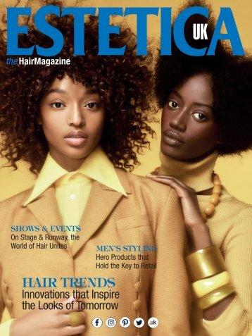 Estetica Magazine UK (5/19)