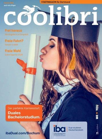 Januar 2020 - coolibri Dortmund