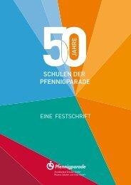 Festschrift 50 Jahre Schulen der Stiftung Pfennigparade 2019
