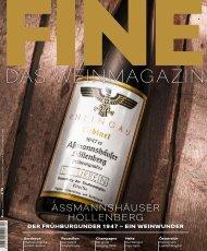 FINE Das Weinmagazin - 04/2019