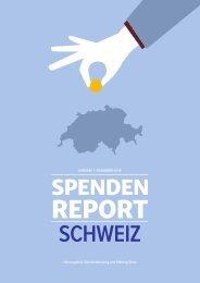 Spendenreport Schweiz
