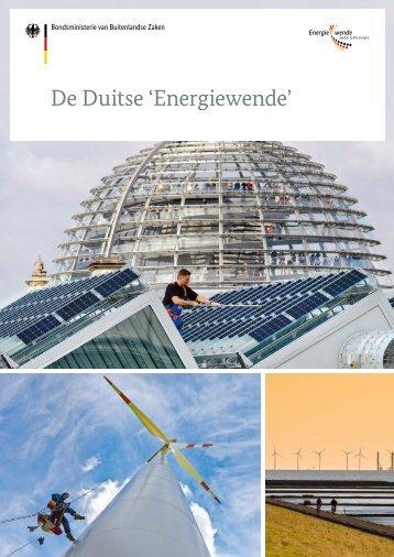 De Duitse 'Energiewende'