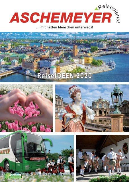 Reisedienst Aschemeyer Sommer 2020