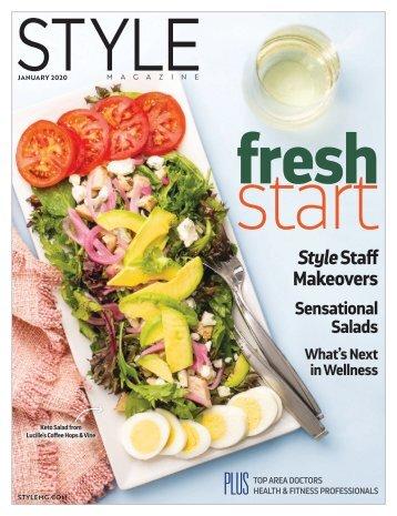Style Magazine: January 2020