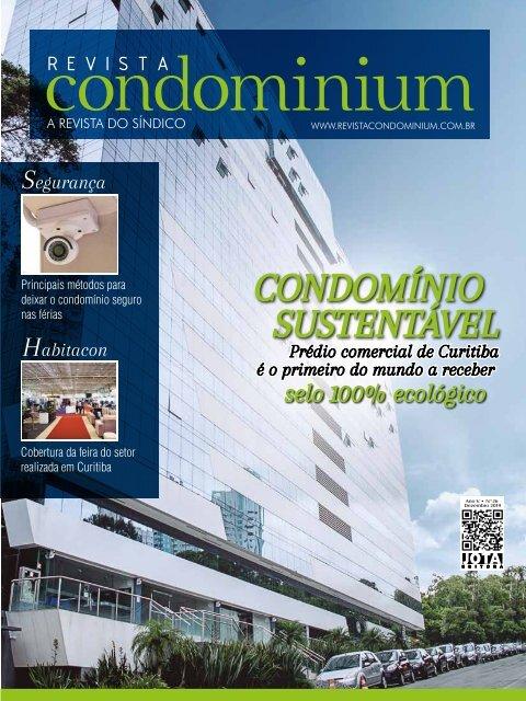 *Dezembro/2019 - Revista Condominium 26