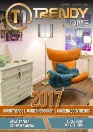 TRENDYone | Das Magazin - Allgäu - Januar 2017