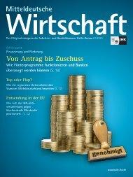 Mitteldeutsche Wirtschaft Ausgabe 1/2020