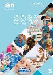 Dam Catalogus 2020 volume 3