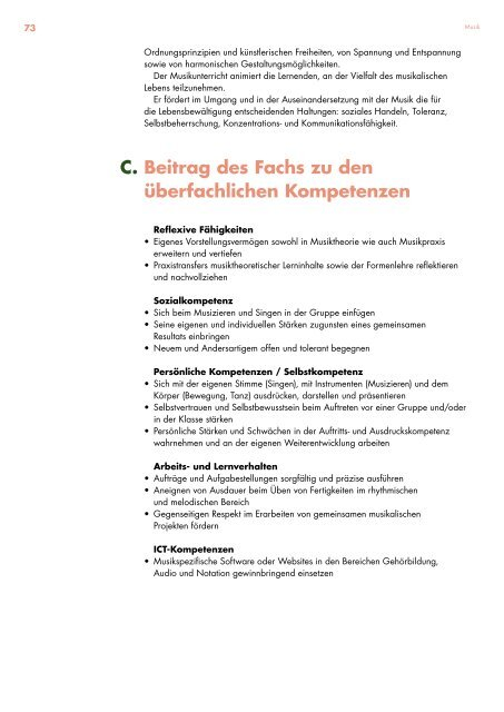 Kantonsschule Willisau, Lehrplan Untergymnasium, gültig ab Schuljahr 2019/20