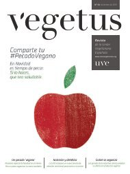 Revista Vegetus nº 34  (Diciembre - Marzo  2019/2020)